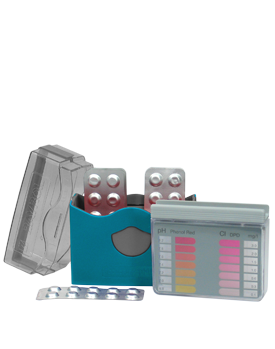 Тестер байроклар для измерения уровня кислорода и pH