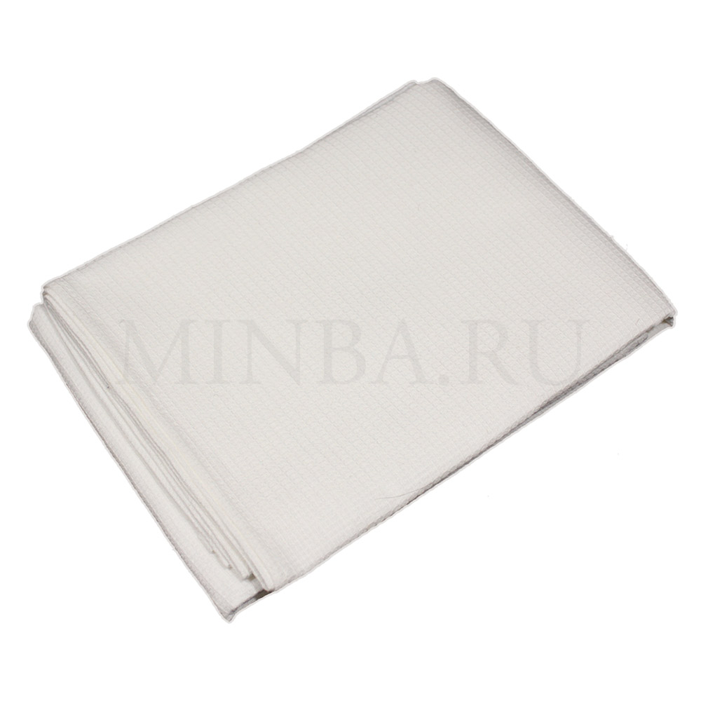 Простынь 150х80 вафельная ткань