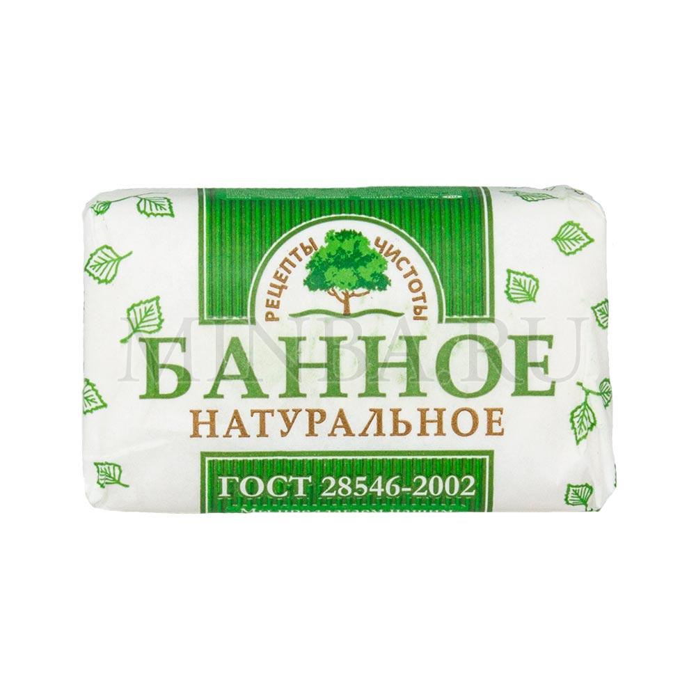 """Мыло """"Банное"""""""
