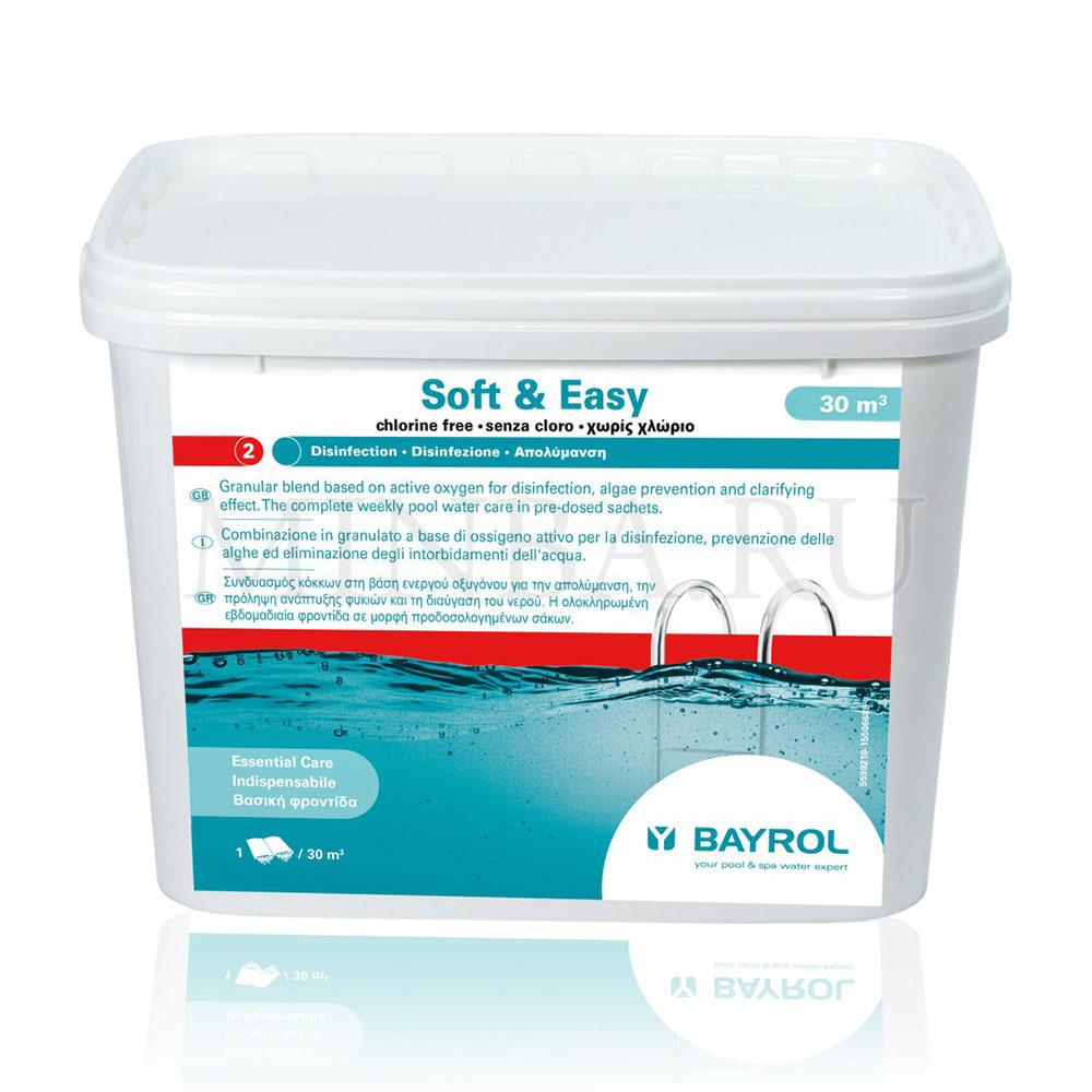 Софт энд Изи (Soft & Easy) Bayrol 5 кг
