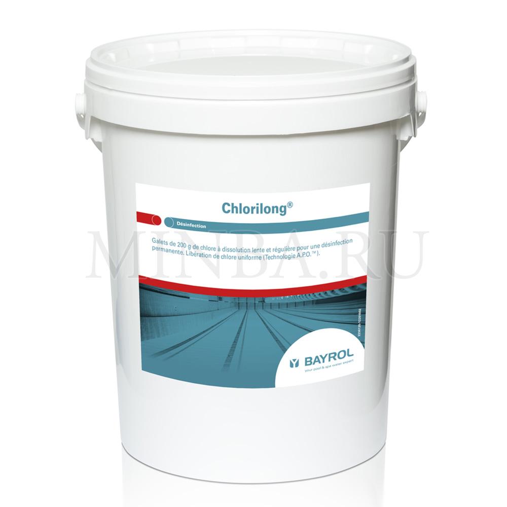 Хлорилонг (Chlorilong) Bayrol 25 кг