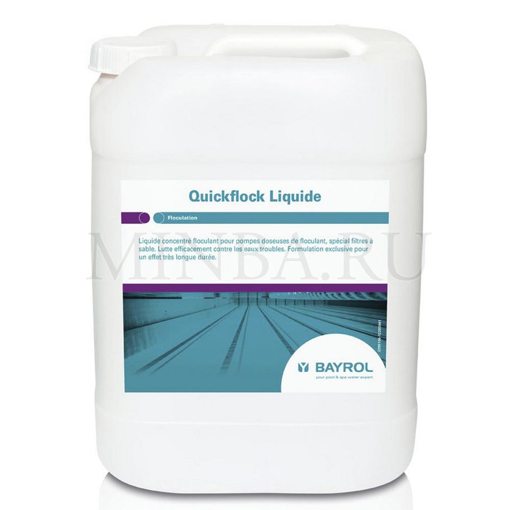 Куикфлок жидкий (Quickflock Liquide) Bayrol 20 л